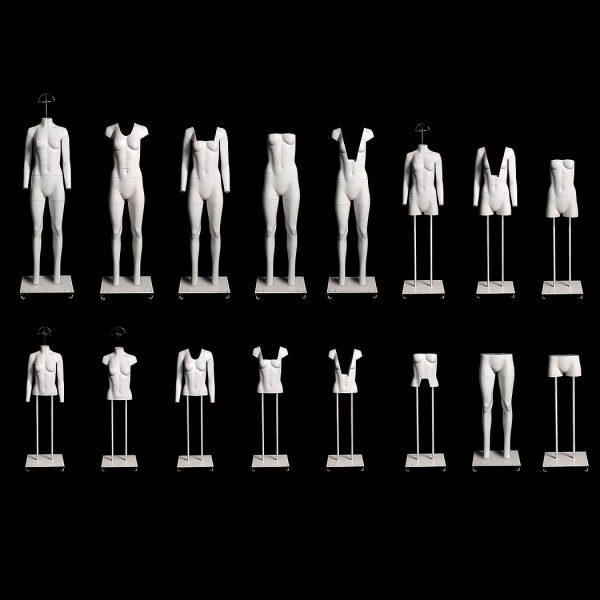 Ghost-mannequin