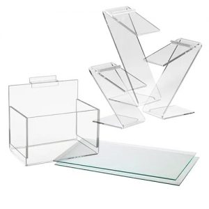 Acrylic and Glass Displays