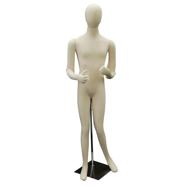 flexible men mannequin SD JF-M01SOFTX