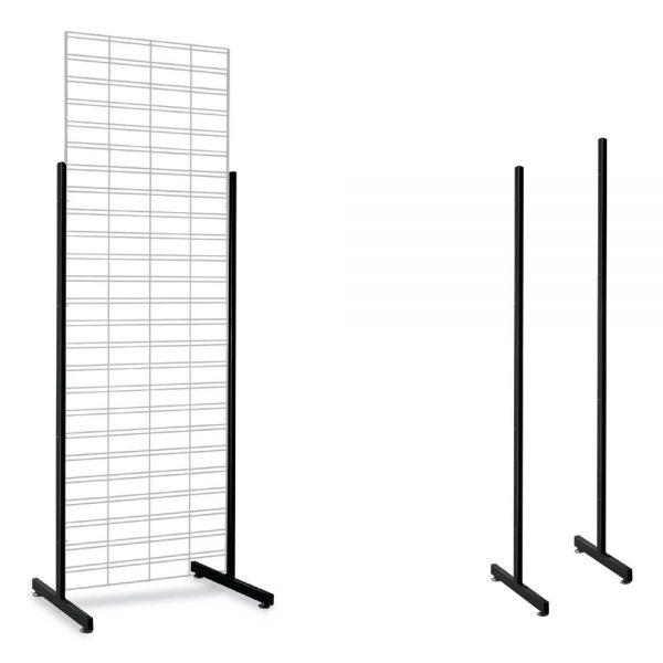 5 feet-grid-legs