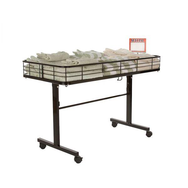 Folding-Dump-Table-black