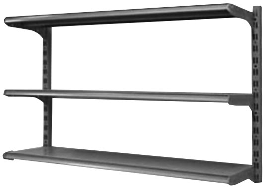 Slotted Uprights
