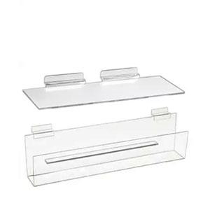 Acrylic / Styrene Shelves