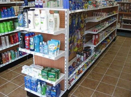 gondola-end-unit-pharmacy
