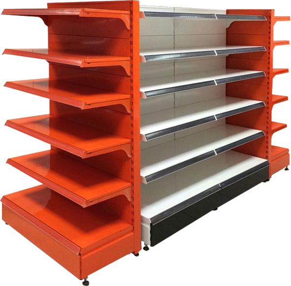 orange-standards-metal-shelving