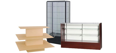 showcases tables