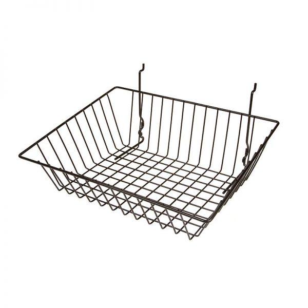 15Wx12Dx5H-Sloping-Basket-black