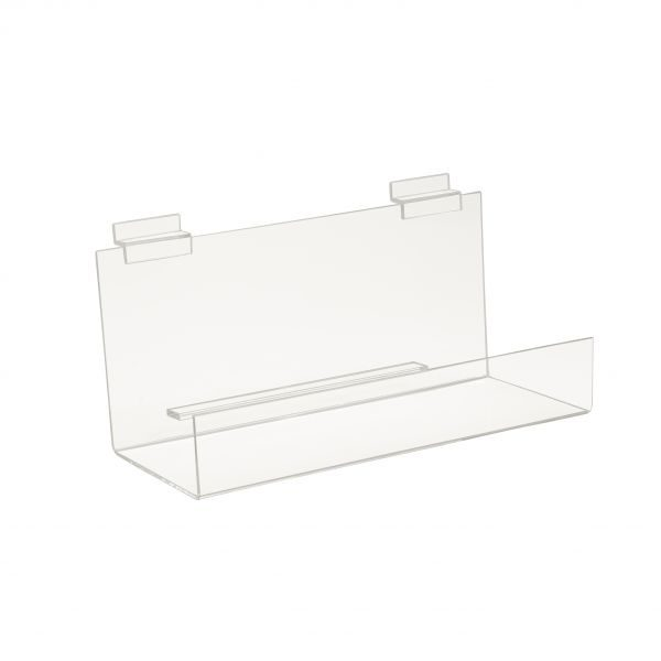Acrylic Book Shelf 12