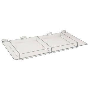 Acrylic Shelf 12x24