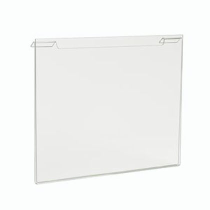 """8½""""W x 11""""H Acrylic Top Load Sign Holder"""