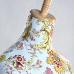 Female Flower Texture Cover Dress Form MM-2 2