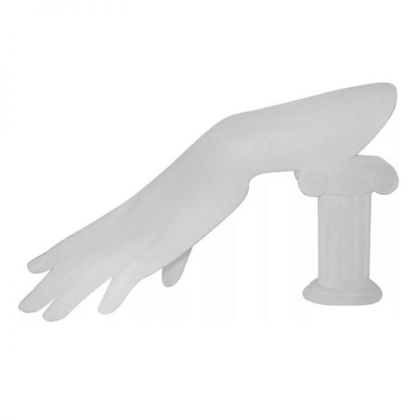 Sand Glass Display Hand with Rome Stand Set