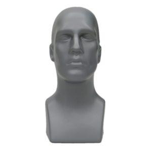 Men head grey