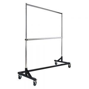 addon hangrail for rolling rack