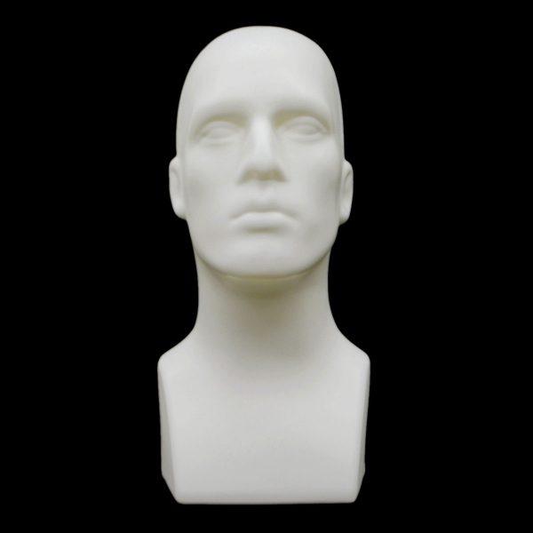 men head white