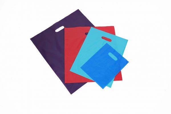 Plastic Boutique Bags