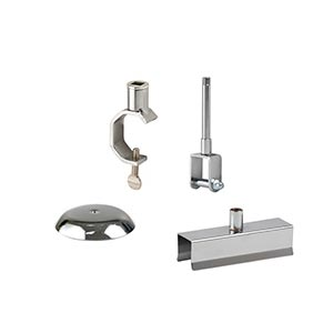 Clamps, Fitters, Stems