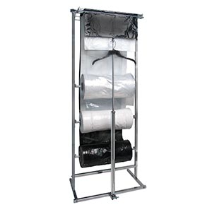 Polyethylene Dispensing Racks
