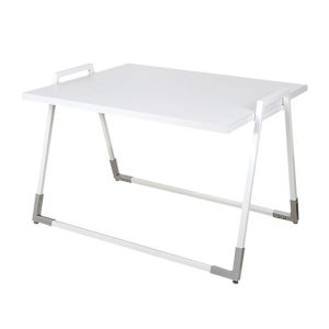 u-shape display table